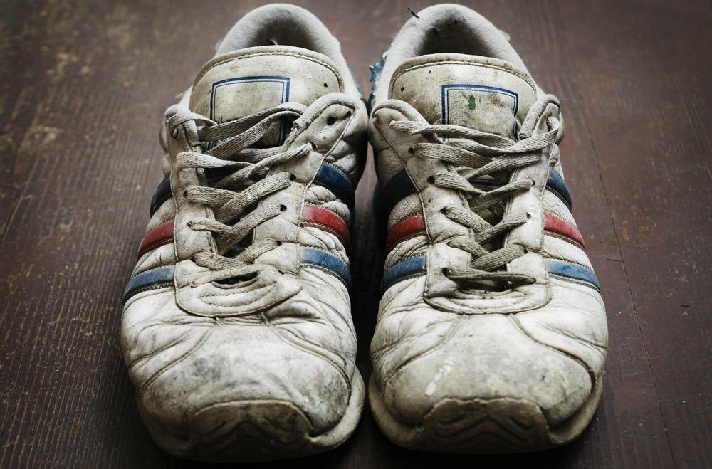 Qué significa soñar con zapatos viejos