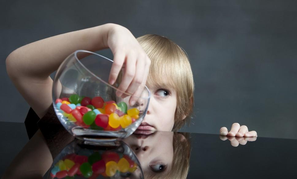 Soñar con que te roban caramelos