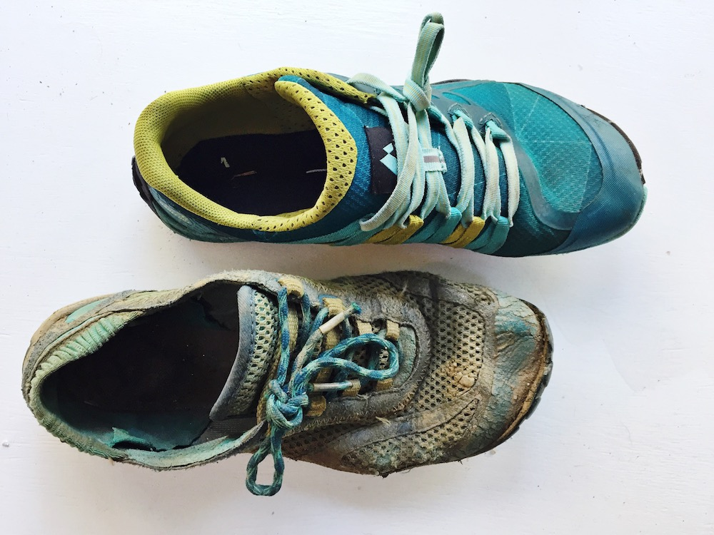 Soñar con zapatos usados