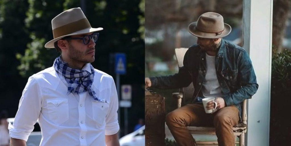 Soñar con un hombre con sombrero