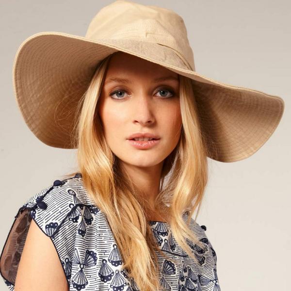 Soñar con un sombrero de mujer
