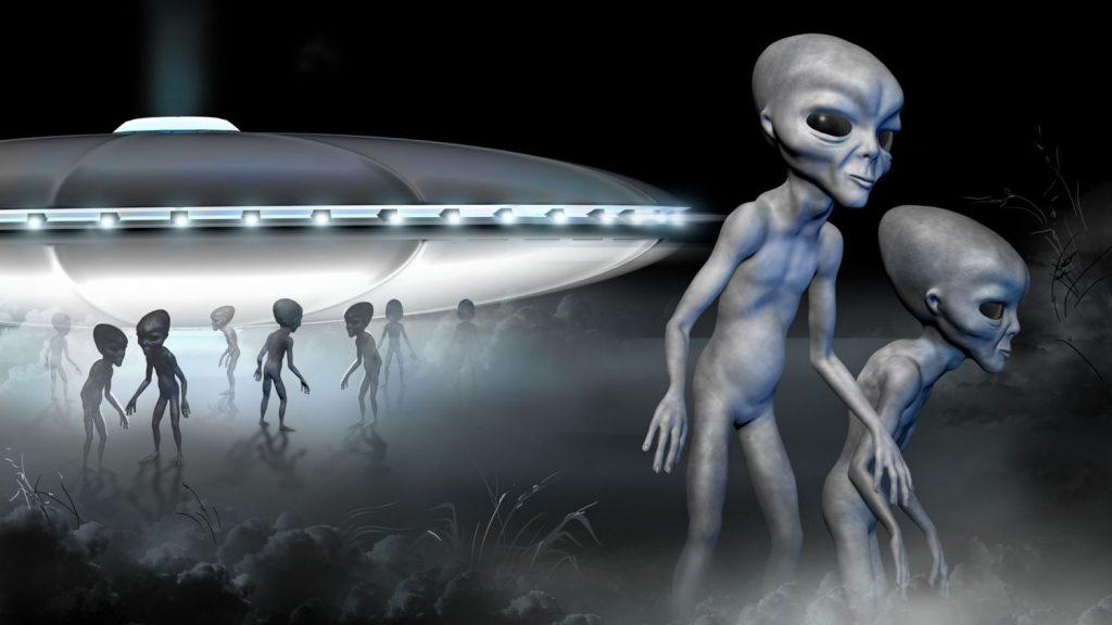Soñar que hablas con un extraterrestre